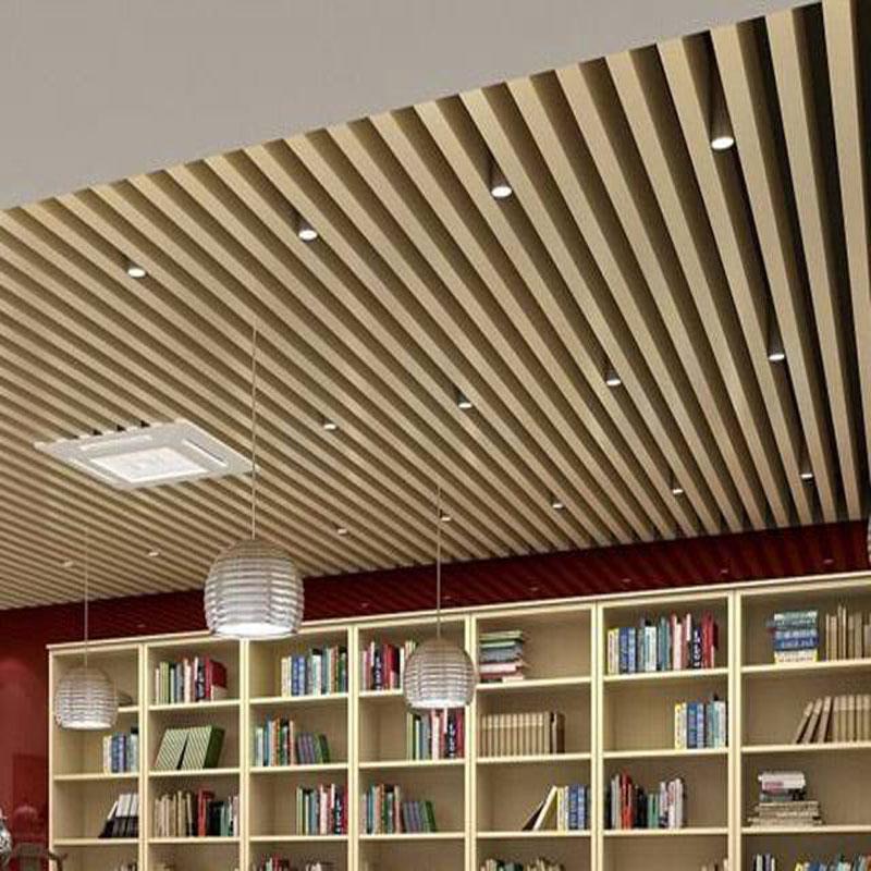 圖書館吊頂裝飾工程